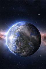 3D Planet Android Wallpaper