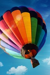 Samsung Galaxy S4 Hot Air Balloon Android Wallpaper