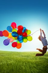 Samsung Galaxy S4 Ballons Android Wallpaper