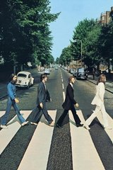 Beatles Abbey Road Cover Android Wallpaper
