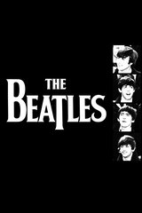 Beatles Heads Bw Android Wallpaper