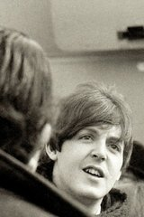 Beatles Paul Head Android Wallpaper