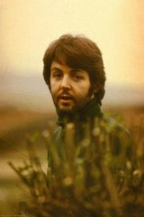 Beatles Paul Turtleneck Field Android Wallpaper