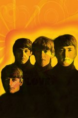 Beatles Retro Sun Bg Android Wallpaper