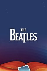 Beatles Title Blue Reds Android Wallpaper