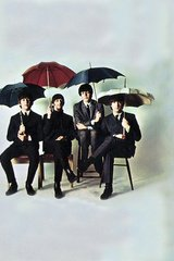 Beatles Umbrellas Android Wallpaper