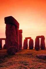 Beautiful Stonehenge Android Wallpaper