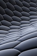 Black Snake Scales Android Wallpaper