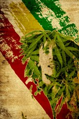 Bob Marley Art By Eurob0B Android Wallpaper