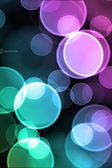 Cool Bubbles Abduzeedo Android Wallpaper