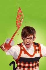 Glee Artie Slushie Android Wallpaper