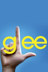 Glee Blue Cover Android Wallpaper