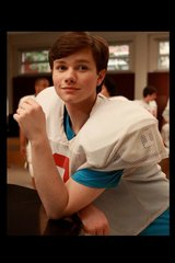 Glee Kurt Football Android Wallpaper