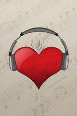 Love Music Android Wallpaper