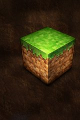 Minecraft Earth Cube Android Wallpaper