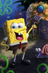 Spongebob 3D Android Wallpaper