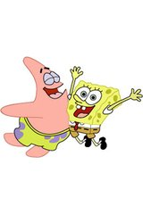 Spongebob And Patrick Belly Bump Android Wallpaper