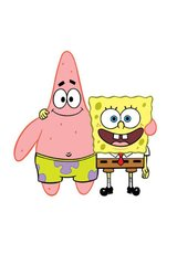 Spongebob And Patrick Embrace Android Wallpaper