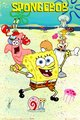Spongebob Whole Cast android wallpaper