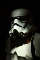 Star Wars Storm Trooper Mood Android Wallpaper