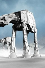 Star Wars Walkers Android Wallpaper