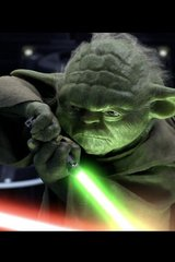 Star Wars Yoda Battle Android Wallpaper