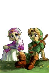 Zelda Ocarina Of Time Android Wallpaper