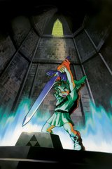 Zelda Temple Of Time Android Wallpaper